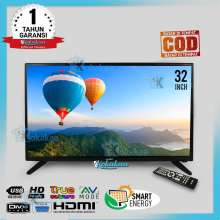 Niko LED TV 32 inch ALPHA Smart Energy NK 32ALPHA HD Ready / USB / MOVIE / HDMI / VGA