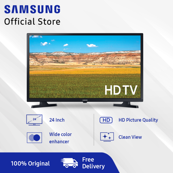 Samsung 24 inch LED TV 24T4001 (Model: 2020)