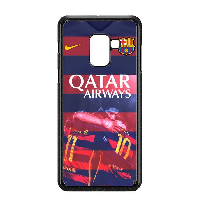 Casing For Samsung Galaxy S9 BARCA Qatar Airways Football Club Team L1979