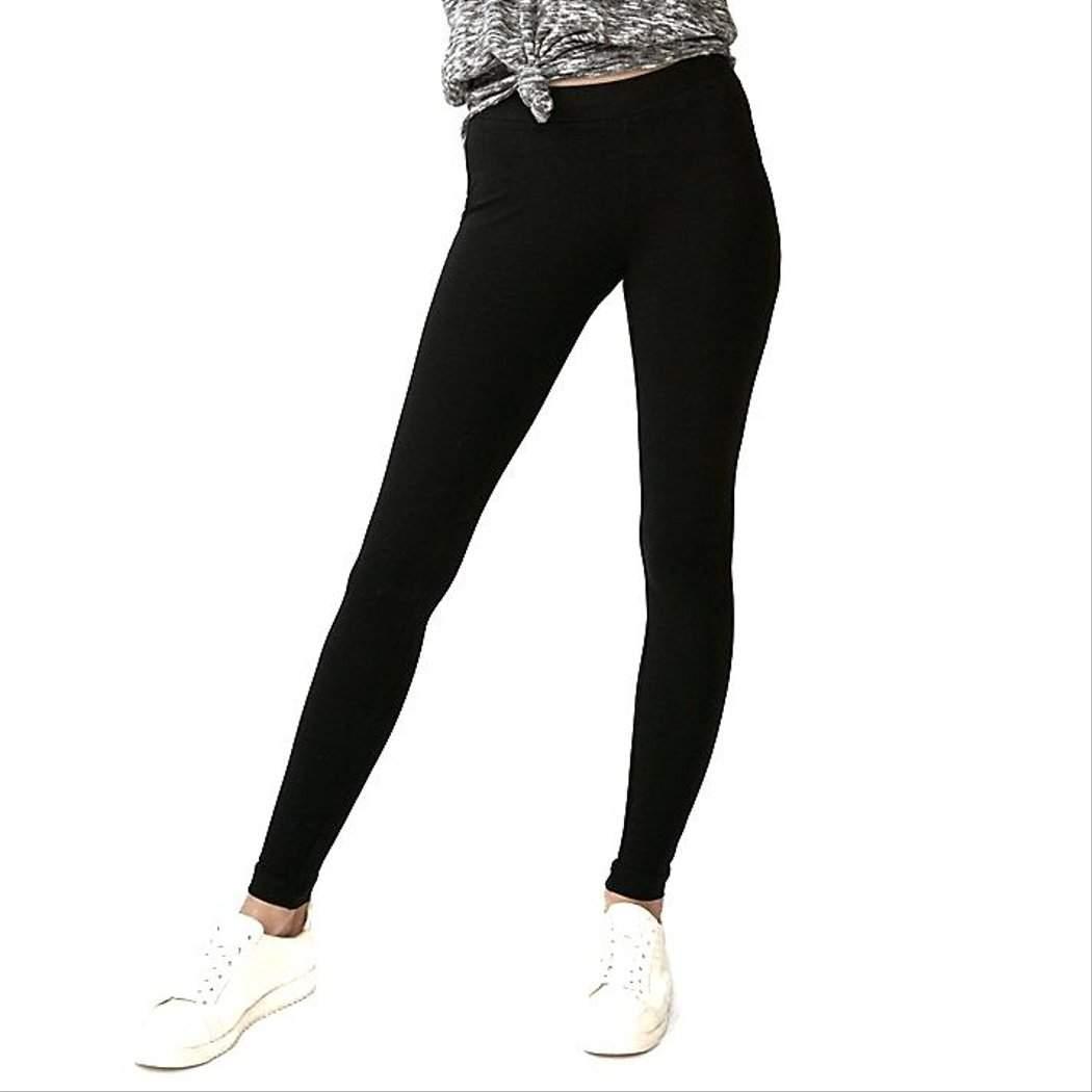 Celana Legging Wanita Lejing Hitam Legging Celana Wanita Hitam Polos Fashion Wanita Celana Olahraga Celana Senam Pakaian Senam Lazada Indonesia