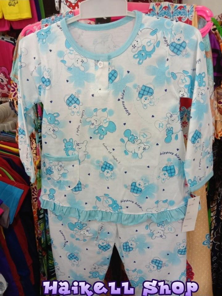 Baju Tidur Anak Perempuan. By Haikell Shop.
