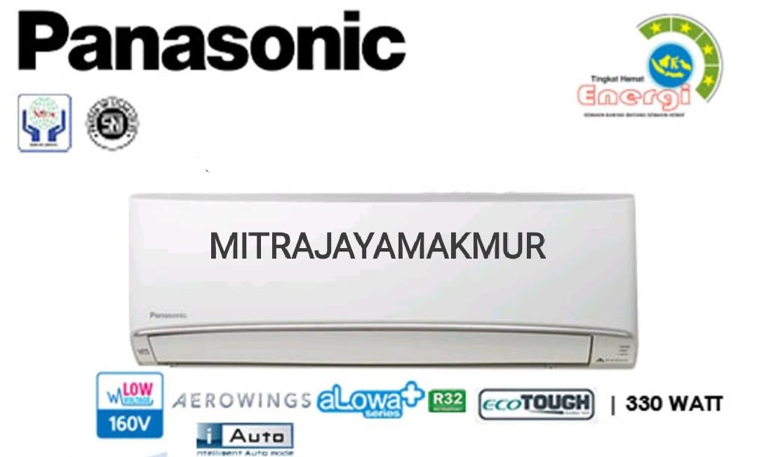 Ac Panasonic 1/2PK CS-KN5TKJ LOW WATT R32