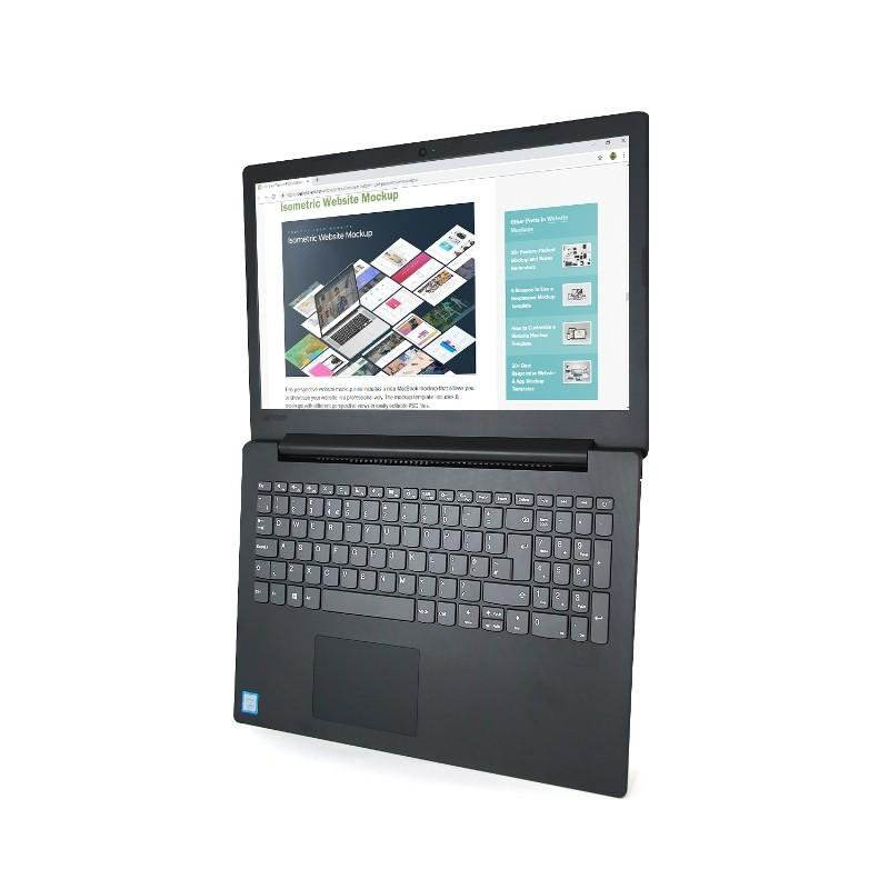 LENOVO Ideapad 130-15IKB | I3-6006U | 4GB | 1TB | NVIDIA GeForce MX110 2GB | 15.6 HD LED | DOS | Black