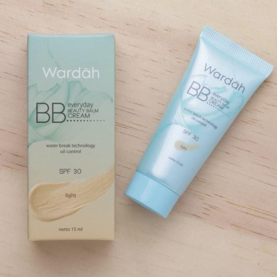 Wardah Everyday Bb Cream 15ml / Bb Cream Cc Cream, Bb Cushion Paling Laku / Produk Kesehatan Kecantikan / Makeup / Wajah / Krim BB CC  NZ67500