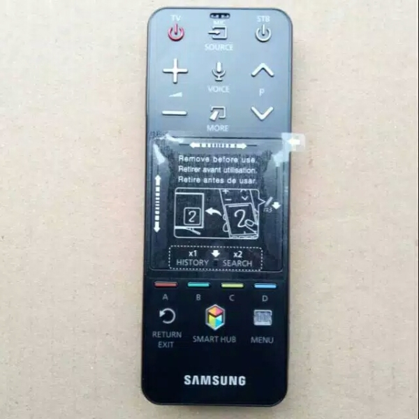 remot remote tv samsung smart tv hub led lcd original AA59-00777A