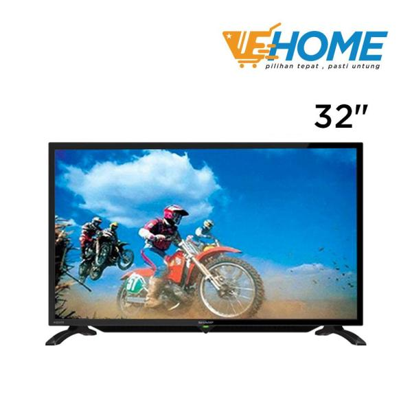 Sharp LED TV 32 Inch - LC-32LE180I Hemat & Awet