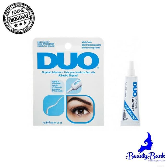 PROMO Duo Lash Adhesive Clear (7 G) - aAVKGWYM