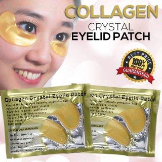 Masker Mata Crystal Collagen Gold - Collagen Crystal Gold Eye Mask thumbnail
