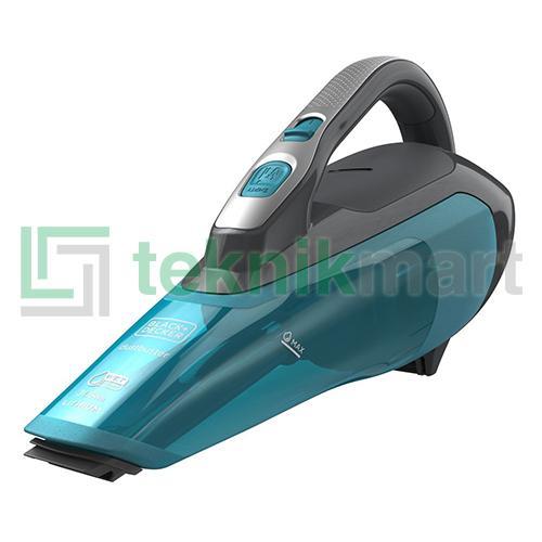 Black And Decker WDA320B 10.8 V Vacuum Cleaner Wet & Dry