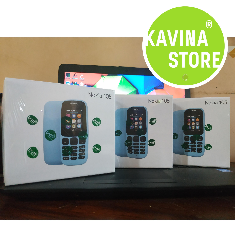 Nokia 105 Garansi TAM