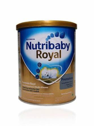 Nutribaby Royal Premature 400 Gr (0 Sd 12 Bulan) By Toko Susu.