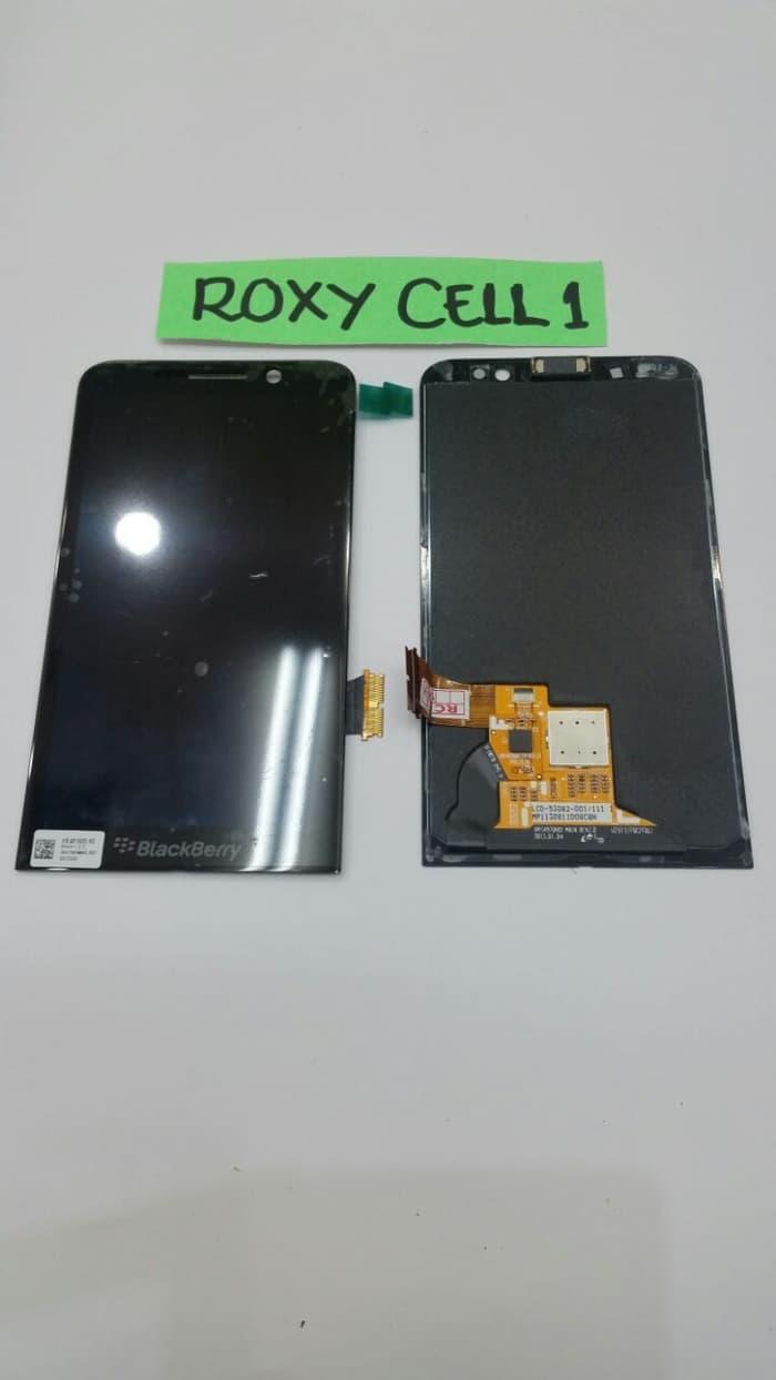 BB Blackberry Z30 Lcd Plus Touchscreen Layar Lcd Z30 Original
