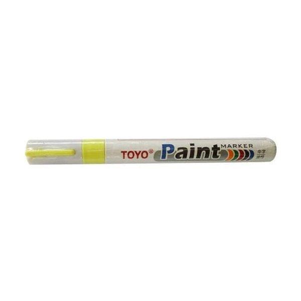 Spidol Toyo Ban Mobil Dan Motor Marker Paint Original 100% - Kuning