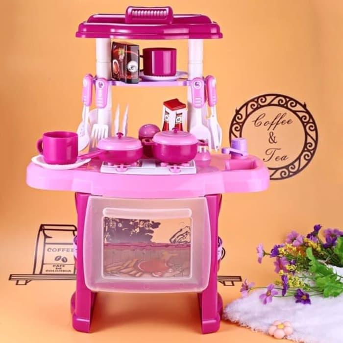 Termurah Dan Terlaris Metromart Mainan Masak Kitchen Set Edukasi Barbie Sedia Juga Mainan Masak Masakan Beneran Mainan Masak Masakan Besar Lengkap Mainan Masak Masakan Murah Lazada Indonesia