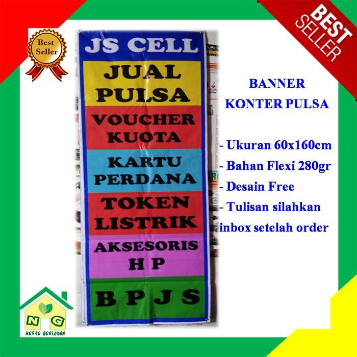 Banner Pulsa Banner Menu Konter Pulsa Konter Pulsa Spanduk Konter Pulsa Nama Konter Pulsa Konter Keren Banner Promosi Konter Lazada Indonesia