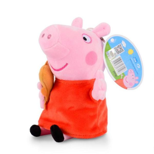 Piggy PETKIT Small Bag Paige George er tong bao Cute Purse Shoulder Bag Baby Men And Women Child Wallet