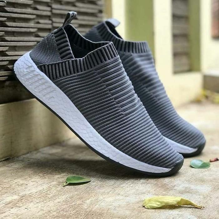 sepatu sport casual adidas nmd cs 2 premium import garansi termurah