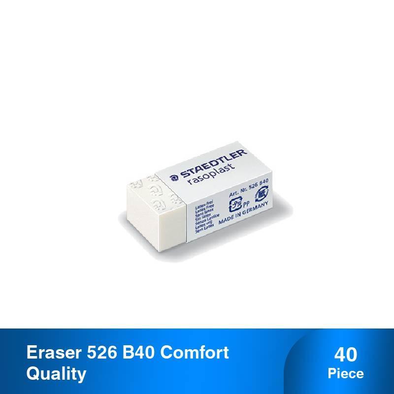 Staedtler Penghapus 526 B40 Comfort Quality