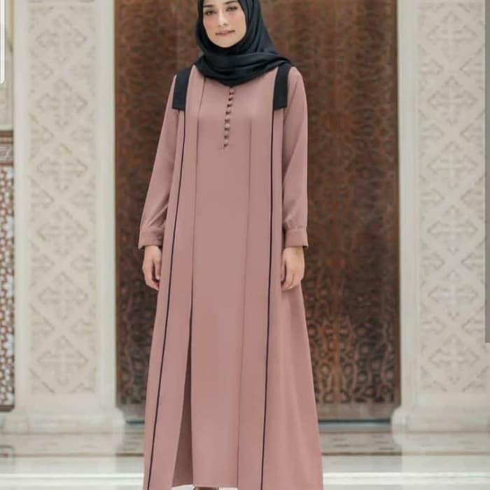 Baju Gamis Syari Wanita Terbaru Shiya Dress Lazada Indonesia