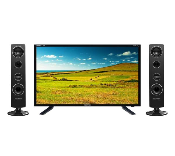 Polytron PLD32TS1503 / 32TS1503 Tower CinemaX TV LED Digital & Satellite TV [32 Inch] DIJAMIN 100% ORI