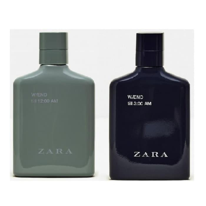 Parfum Original Zara W/end Till 12:00 Am 100ml Parfum Ori Rijeck By Yevan70.