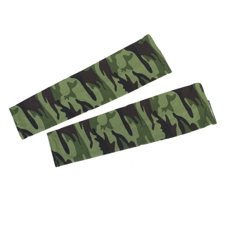 1 pair Camouflage Sunscreen Sleeves thumbnail