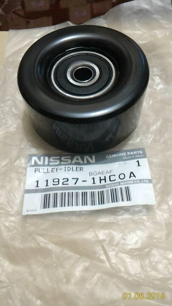 PULLEY TENSIONER / IDLER Grand livina, March, Datsun