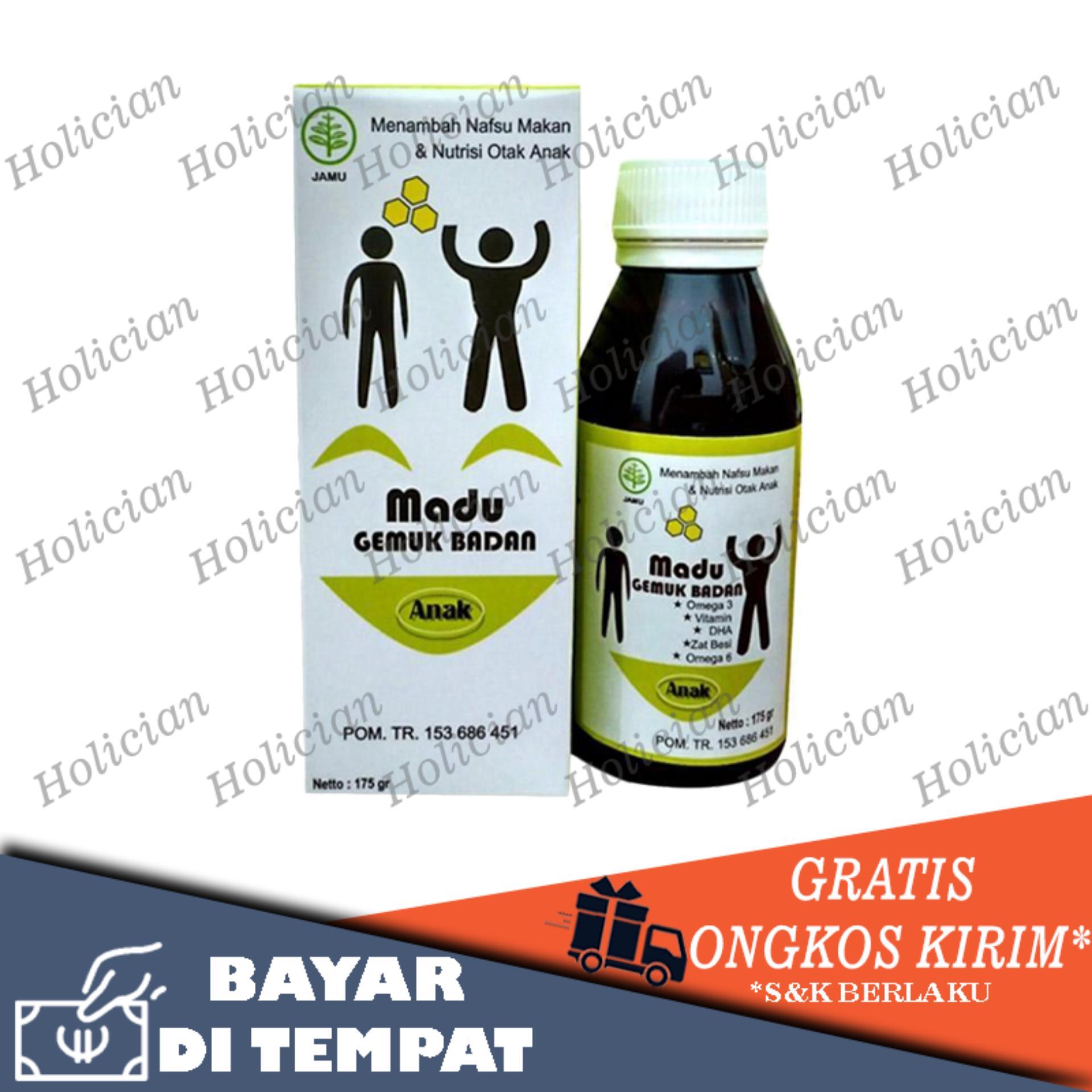 Bin Dawood Maduk Gemuk Badan untuk Anak Original / Obat Penggemuk Badan / Penggemuk Badan /