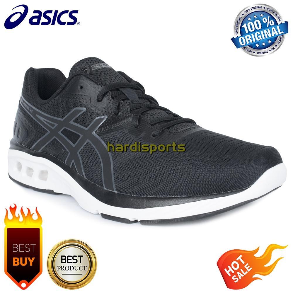 Sepatu Running Pria Asics Gel Promesa T842N-9090 - Black 4e8c3ed63b