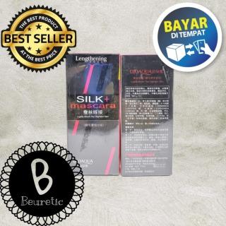 Bioaqua Silk & Mascara Waterproof 100% - Waterproof Lengthening - 1BOX isi (2) thumbnail