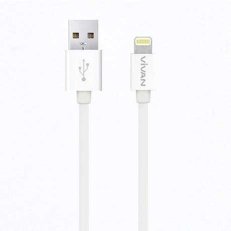 Vivan Lightning Cable For Iphone 5 6 7 , Kabel Data Kabel Charger