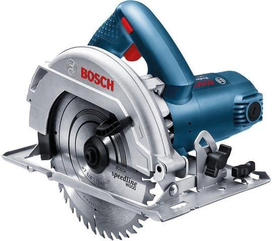 Mesin Circular Saw / Mesin Potong Kayu / Gergaji Kayu 7 Inch Bosch GKS-7000