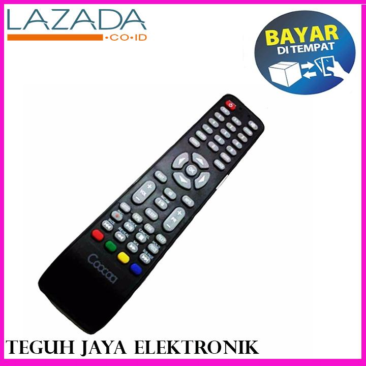 Coocaa Remote LED Tv Original - Hitam