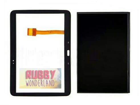 LCD + TOUCHSCREEN SAMSUNG P5200 GALAXY TAB 3 10.1 ORIGINAL 100%