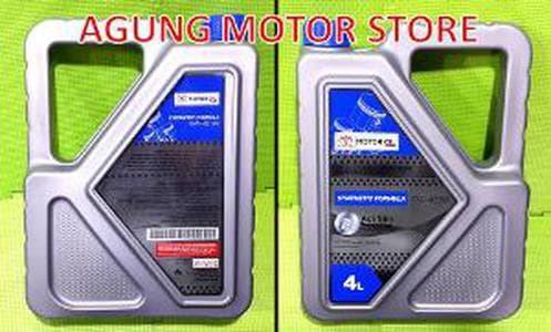 Oli Mesin Mobil Toyota Motor Oil 10W-40 (4L) stok terbatas