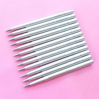 Eyeliner gliter silver pensil alis gliter eyeliner silver M.N aigner putar thumbnail