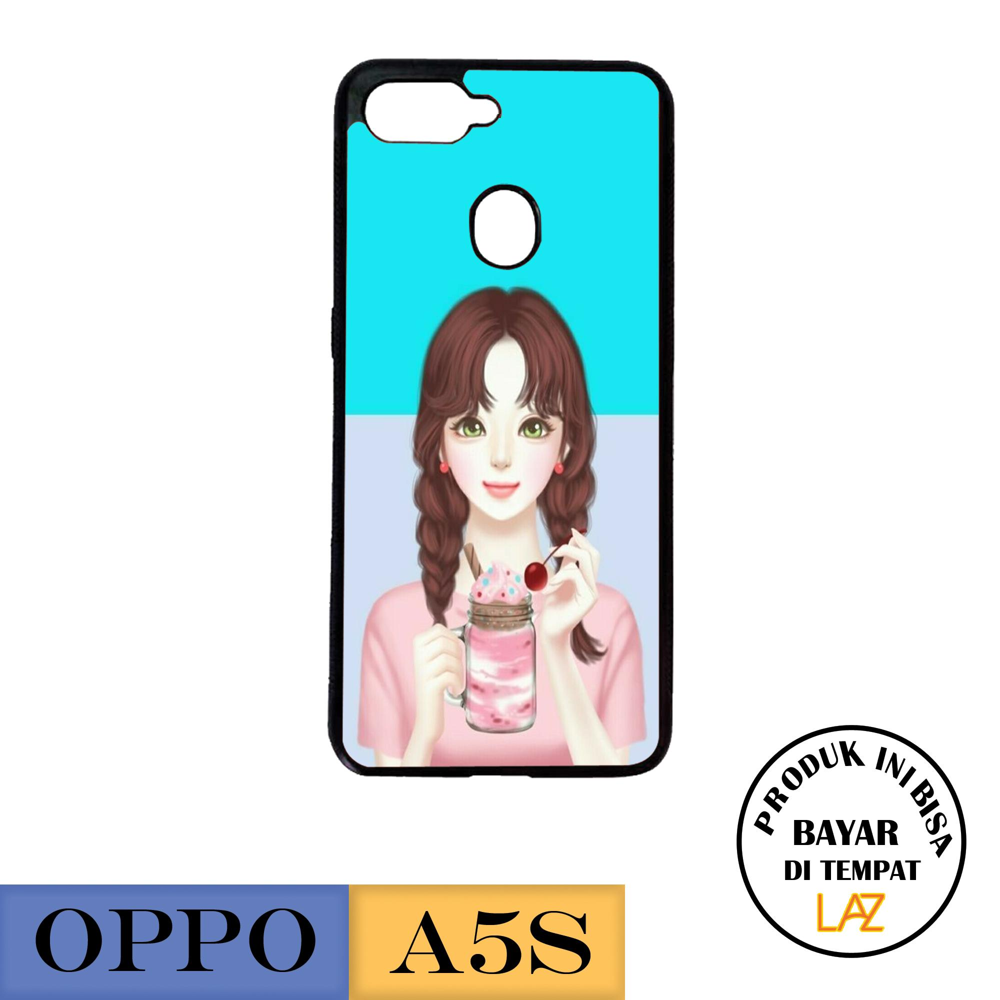 BCS Case Oppo A5S Fashion New Branded - 00140