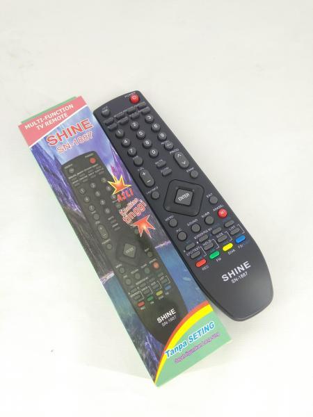 Remot Remote TV Polytron LCD LED Multi Universal