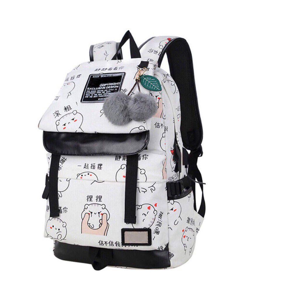 Ransel new kucing anak sekolah lucu tas KARTUN JAPAN   bisa bayar di  rumah tempat 51c8454d4c