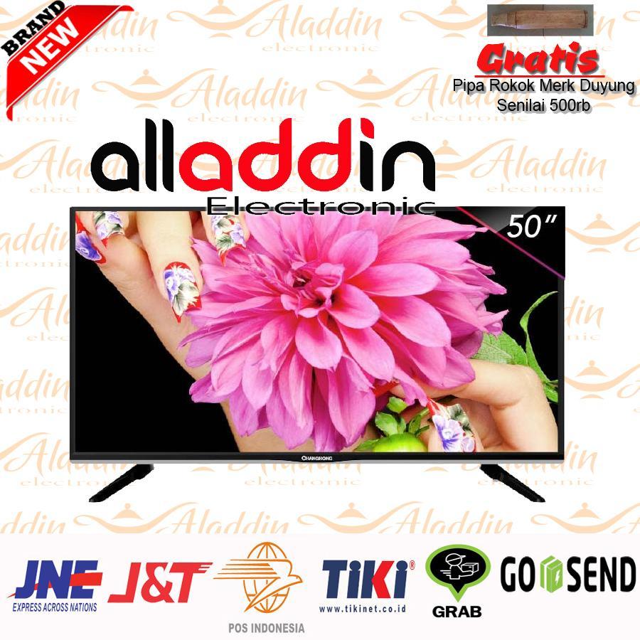 Changhong L50G3 LED TV 50 Inch - KHUSUS JABODETABEK
