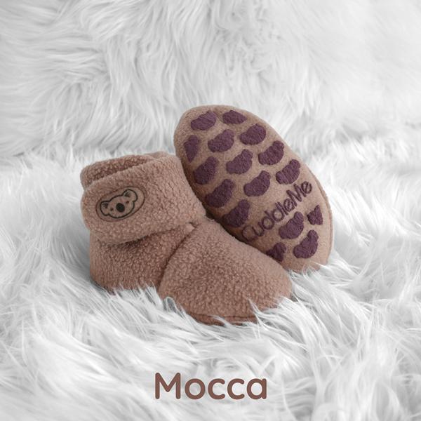 Cuddle Me PREWALKER   Sepatu Bayi Untuk Belajar Jalan - MOCCA (Boy) 8f2479bc40