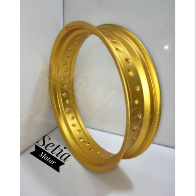 Terlaris Velg Champ Gold - Tapak Lebar 350 Ring 17 Rim