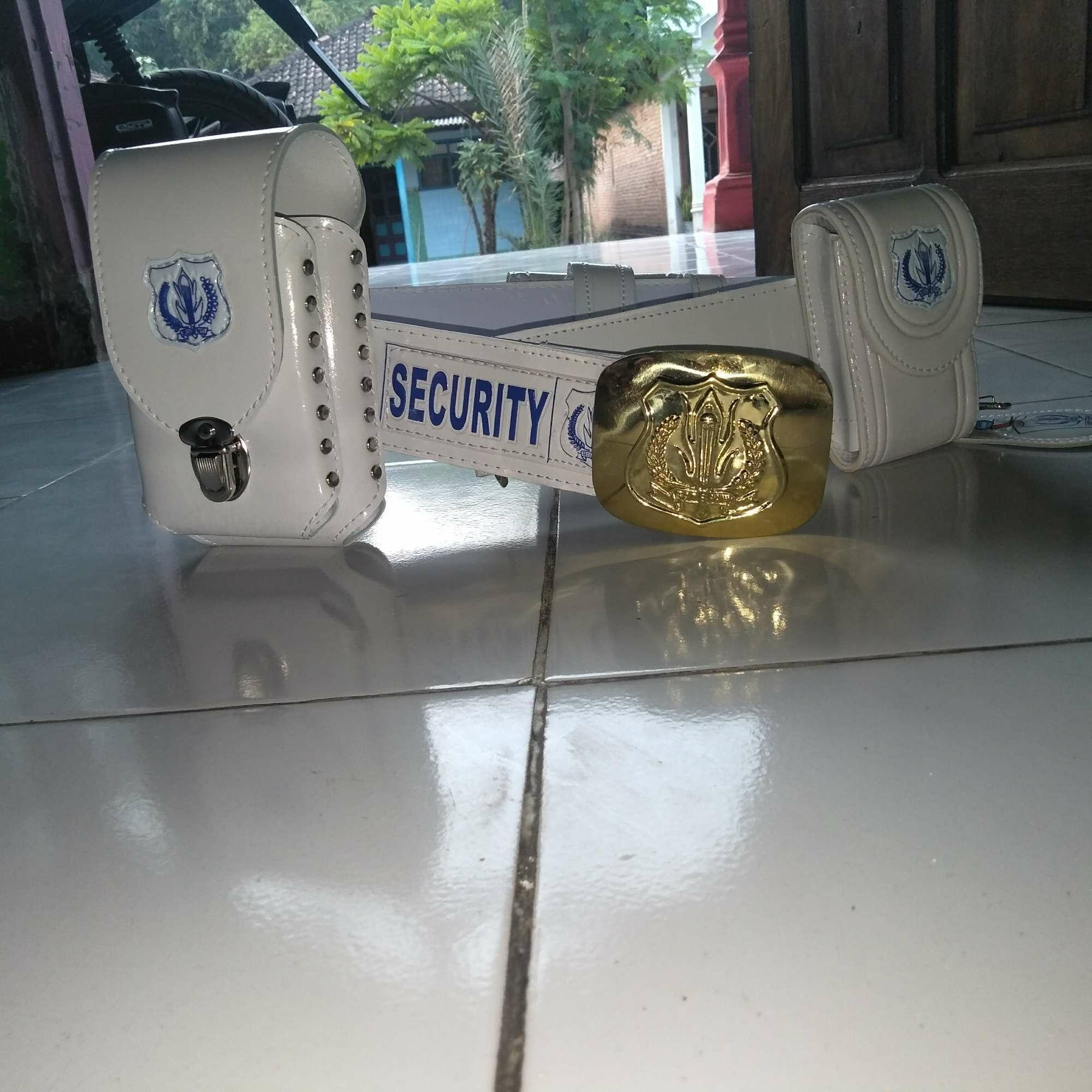 Kopel Pdl Security Putih+bangkol By Erik Atribut 86.