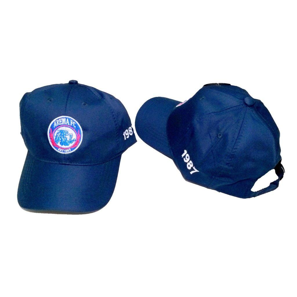 Topi Arema Fc Malang New Logo By Df Store Bgr.