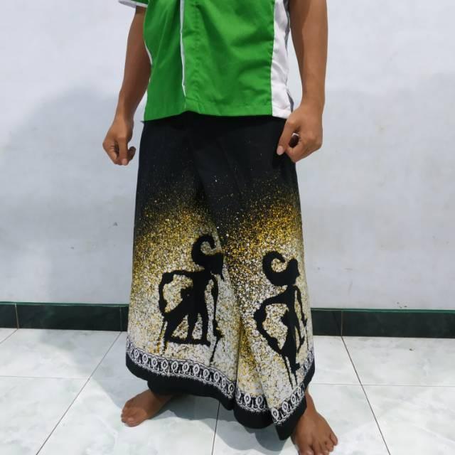 TERBARU Model Pakistas Keren Rabbani Suci Nyaman Sarung Batik Cap Pekalongan/ Sarung Az zahir/