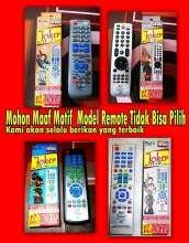 Remote TV Universal Joker / Remote TV Multi Joker [150gr] A290