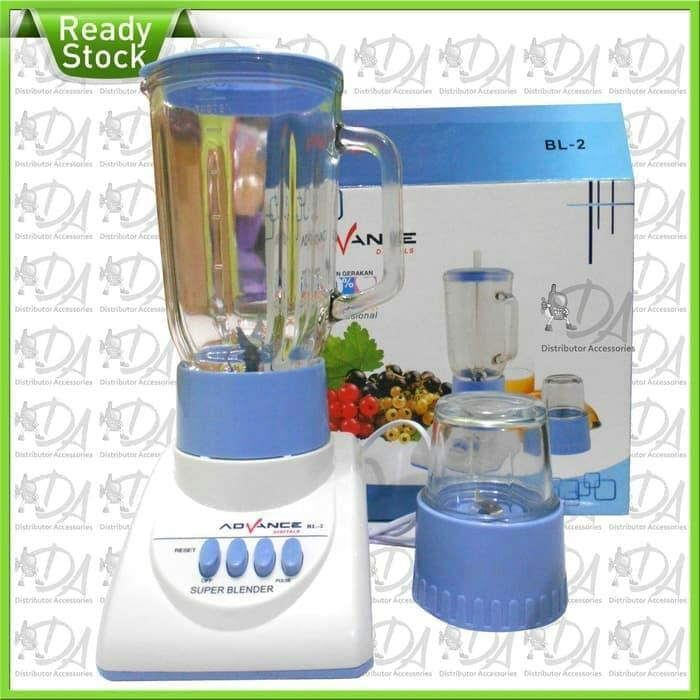 Advance Blender Kaca BL - 2 - foodgrade