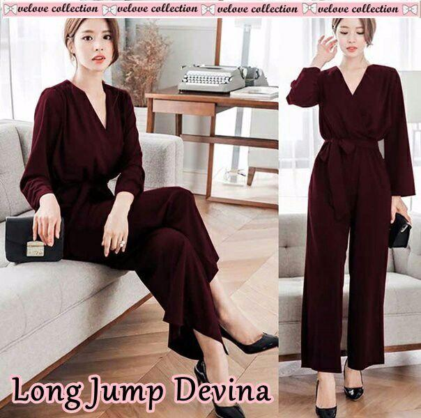 godwin collection jumpsuit devinafashion wanita/ muslim/ fashion muslim/ atasan wanita/ kemeja wanita