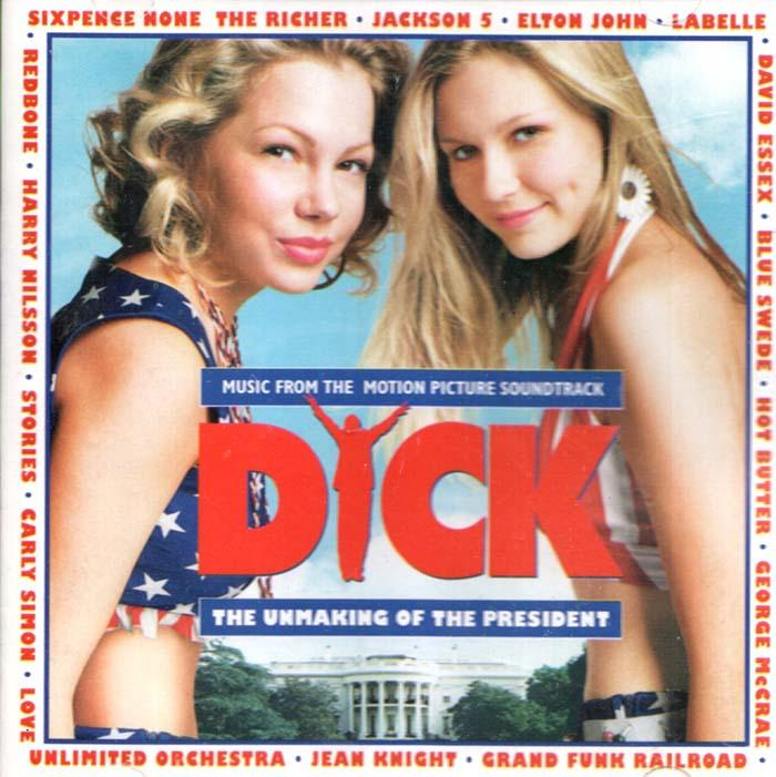 Cd Soundtrack - D*ck By Womdisc.