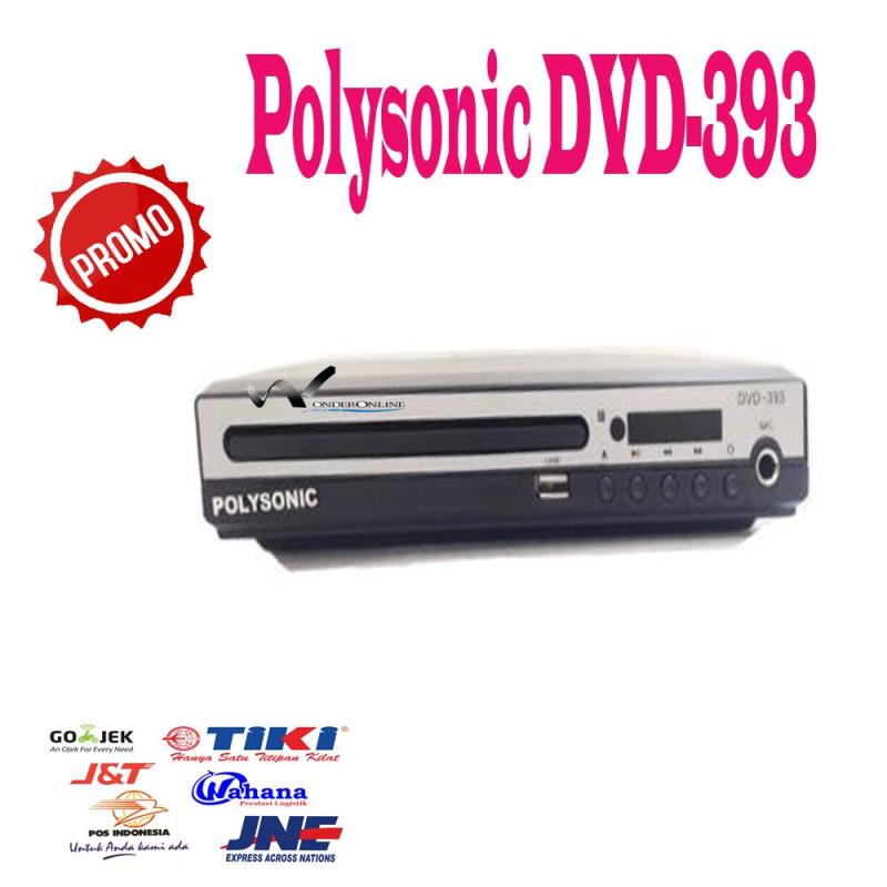 Polysonic DVD-393 NEW PRODUCT